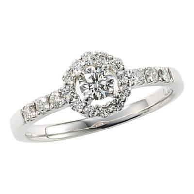 ダイヤモンドリングのイメージ
